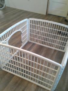 Cage de dressage pour petit chien