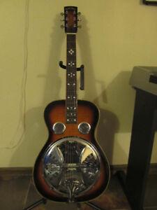 Paul Beard Signature-Series Squareneck Resonator Guitar Deluxe