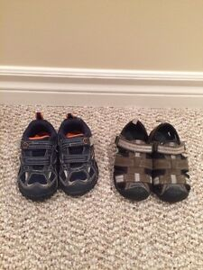 Boys/Toddler Shoes (Size 4.5) -$10
