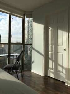 Furnished Private Student Rooms in Downtown Vancouver (Pacific S