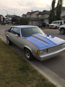 1979 malibu 4 speed