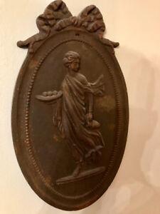 Historic Greek or Roman Cast Iron or Bronze Piece