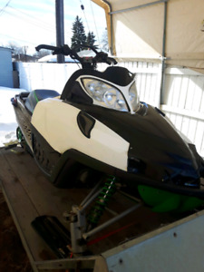 Awesome, reliable mountain sled. 08 M8 153