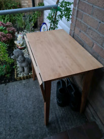 FREE Kitchen/dining/craft table FREE