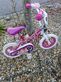 Girls Bike to suit 3-4 year old