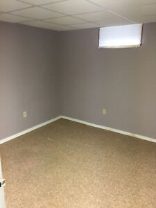 Basement Room in east Regina are available