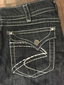 33/34 silver jeans new without tags