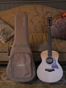 New Taylor gs mini acoustic guitar