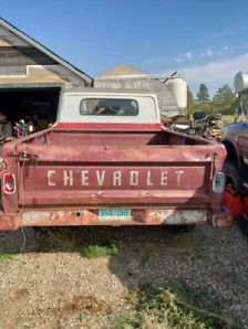 64 Chev Truck project
