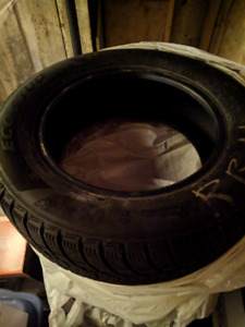 Four Good Year Winter Tires for Sale