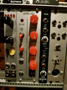 Eurorack modules - modular synth