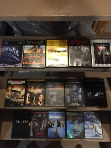 Thriller Drama DVD Collection