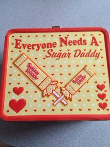 Everyone needs a daddy sugar pop lunchbox Gatineau Ottawa / Gatineau Area image 1
