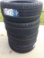 225/45/17  imperial winter tires brand new !