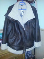 Ladies jackets (brand new, never worn with tags)