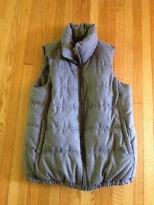 Old Navy maternity puffy vest