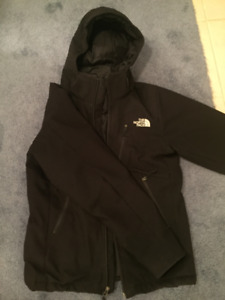 THE NORTH FACE WINTER JACKET MENS SMALL