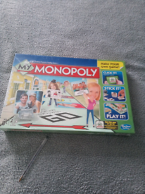 My Monopoly make your own game