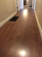 Approx 300 Sq. Ft. of laminate