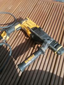 110v DeWalt hammer drill