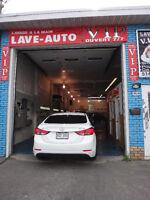 lave auto a vendre