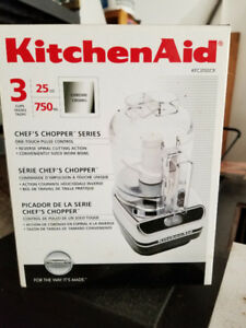 new various small counter top Kit. appliances. estate sale