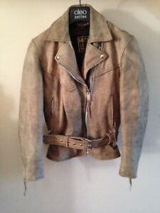 Ladies leather jackets and western boots
