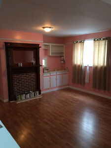 Clean and spacious Main Floor 3 bedroom in quiet area.