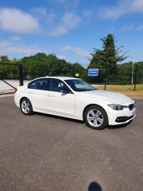 2018 BMW 318i sport