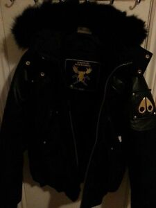 LIMITED EDITION MOOSE KNUCKLES GOLD EDITION BOMBER