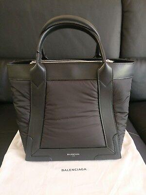 100% Authentic NWT Balenciaga Black Tote Bag