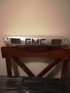 Third brake light cover GMC