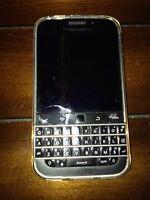 Blackberry classic f/s or f/t