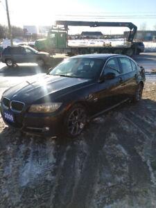 2009 BMW 3-Series 335 xi Sedan