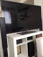 55 inch samsung tv with Philips system