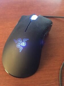 Razer Death Adder Gaming Mouse Kitchener / Waterloo Kitchener Area image 4