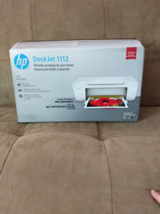 Brand new in box Printer with everything but paper