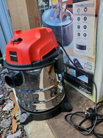 wet and dry vacuum cleaner is a versatile, powerful all-round vacuum