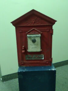 Antique Fire Alarm Pull Station (2)