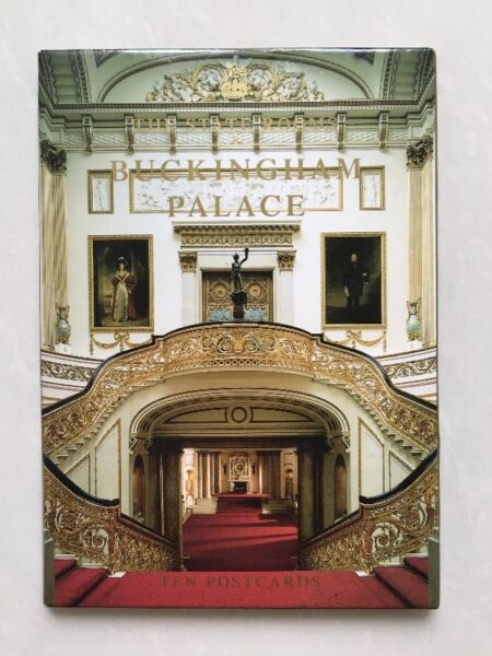 Buckingham Palace postcards