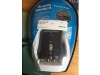 Audio Genie 2 by American Audio for DJ or Musician. Brand New Sealed.