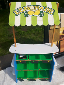 Lemonade Stand - Grocery Store