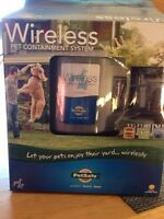 Pet Safe Wireless Pet Containment System with 2 collars