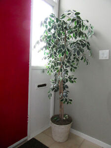 Artificial tall tree for living dining bedroom porch privacy hom
