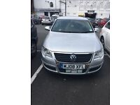 Rossendale taxi hire, volkswagen passat taxi track hire available immediately
