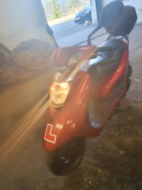 Yamaha vity 125 cc 2008