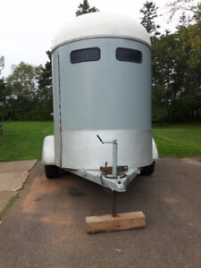 2 Horse Trailer - Straight Load - Price Negotiable