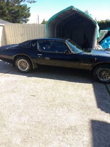 WANTED FIREBIRD TRANS AM PARTS OR PROJECT CARS