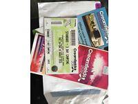 Standard 3 Day Camping Creamfields 2016 Ticket