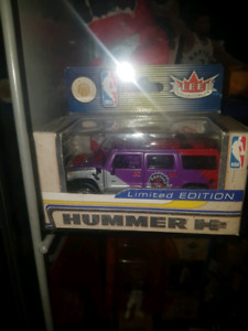 Toronto Raptors edition mini hummer